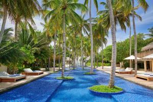 Fairmont Maldives Sirru Fen Fushi Pool