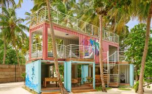 Fairmont Maldives Sirru Fen Fushi Teen Club