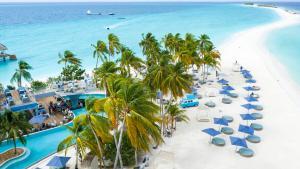 Finolhu Beachclub Sandbank