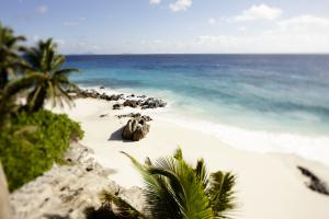 Fregate Island Private Beach Ans Bamboo