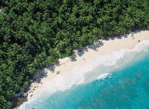 Fregate Island Private Beach Ans Victorin aerial