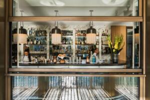 Hotel Storchen Barchetta Bar