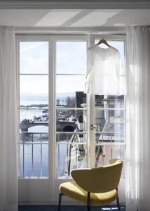 Hotel Storchen Chair Window