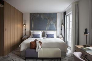 Hotel Storchen Doublebed