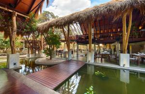 Jungle Beach by Uga Escapes Open Air Restaurant