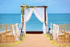 Jungle Beach by Uga Escapes Wedding