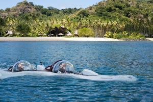 Laucala Island deepflight submarine