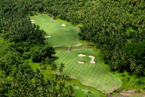 Laucala Island golf hole 3 1