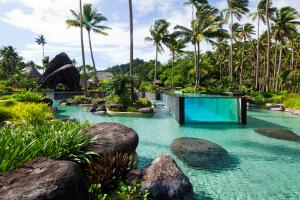 Laucala Island main pool
