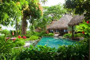 Laucala Island plateau villa
