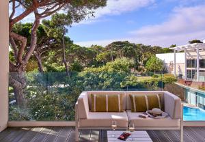 Martinhal Cascais Hotel Room balcony