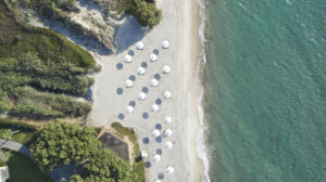 Neptune Hotels Resort Convention Centre & Spa Beach Aerial