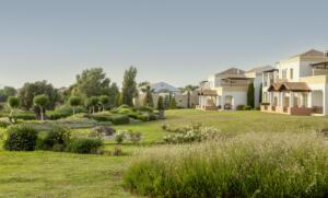 Neptune Hotels Resort Convention Centre and Spa  Garten
