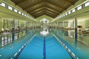 Neptune Hotels Resort Convention Centre and Spa  Hallenbad