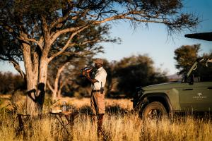 Omaanda Excursion Wildlife Spotting © Zannier Hotels