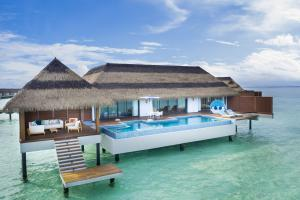 Pullman Maldives Over Water Family Villa Pool View