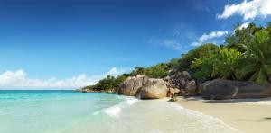 Raffles Seychelles Anse Lazio Beach