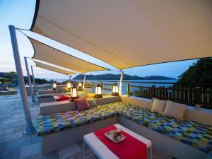 Raffles Seychelles Takamaka Terrace