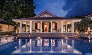 Residence by Uga Escapes Main Pool Courtyard