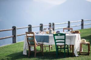 Rustico del Sole Tisch