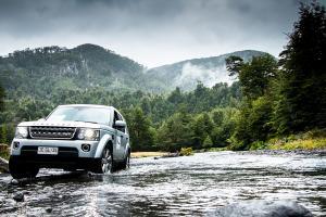 Südamerika andBeyond Land Rover River