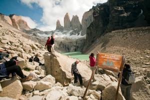Südamerika andBeyond Südamerika Chile Trekking im Torres del Paine National Park