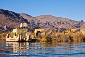 Südamerika andBeyond Südamerika Titicacasee
