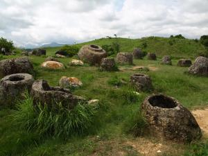 Sens Asia Travel Laos Plain of Jars Xiangkhoang