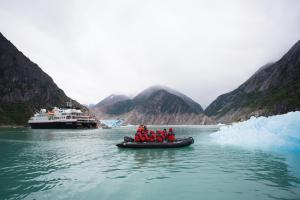 Silversea Cruises Destination Alaska