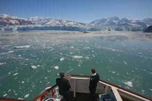 Silversea Cruises Silver Shadow Alaska View