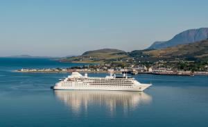 Silversea Cruises Silver Wind Ullapool