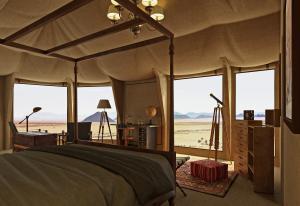 Sonop ©Zannier Hotels Bedroom nature view