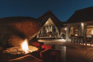 Sonop Communal Area © Zannier Hotels
