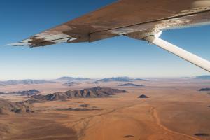 Sonop Scenic Flight © Zannier Hotels