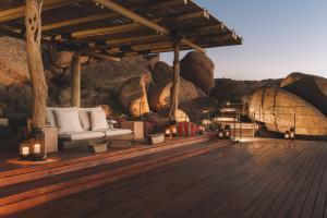 Sonop Sitting Area Pool Area © Zannier Hotels