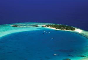 Sun Aqua Vilu Reef Aerial