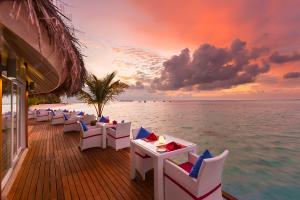 Sun Aqua Vilu Reef Restaurant Aqua