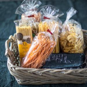 Terreni alla Maggia Pasta Auswahl
