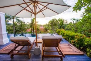 The Anam Ocean View Pool Villas