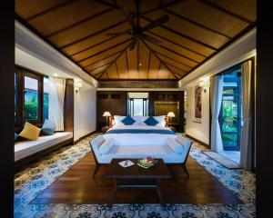 The Anam Villa Bed Room
