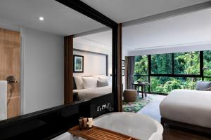 The Nai Harn Mountain View Room