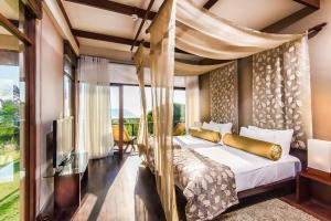 Uga Bay by Uga Escapes Beach Villa Bedroom