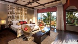 Uga Bay by Uga Escapes Beach Villa Master Bedroom