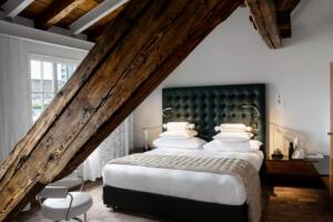 Widder Hotel Doppelbett
