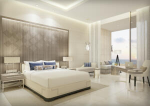 Zulal Wellness Resort Rendering Room