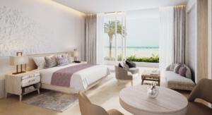 Zulal Wellness Resort Rendering Zulal Junior Suite
