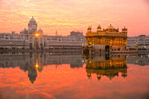 andBeyond India Eat Pray Love Golden Temple in Amritsar