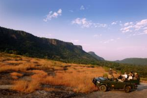 andBeyond Indien Game Drive