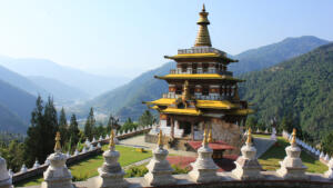 andBeyond Khamsum Yuelley in Paro Bhutan