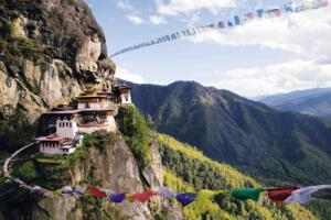 andBeyond Tiger's-Nest Paro Bhutan Asia (1)